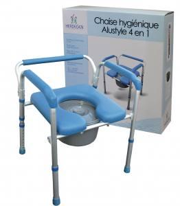 Aménagement et sécurité de la salle de bain - Viamed 76